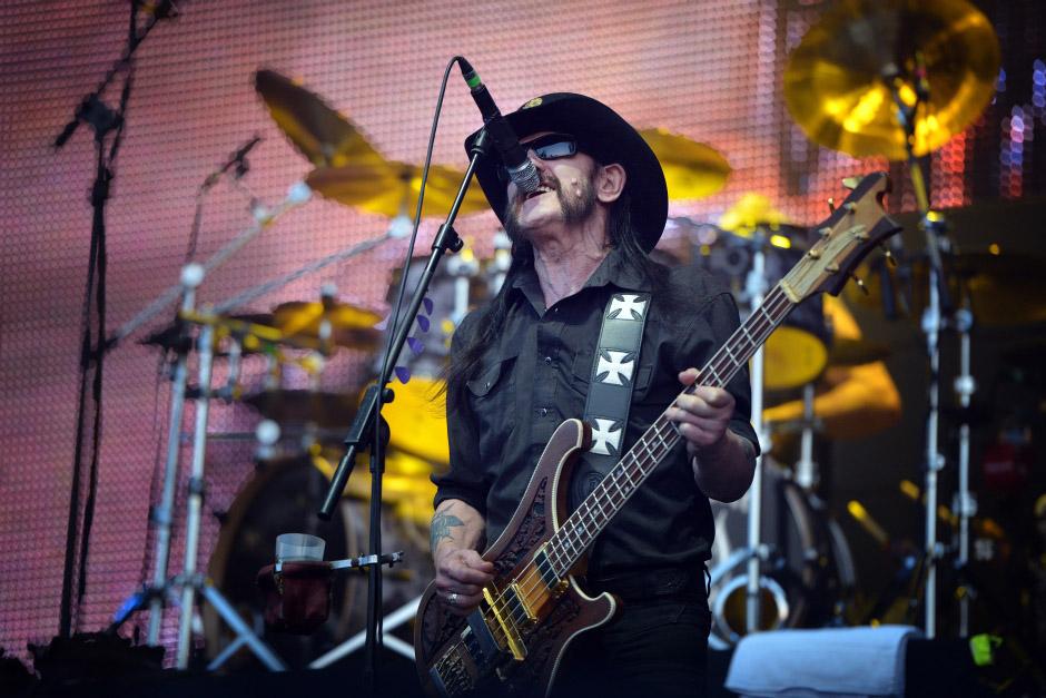 Lemmy: Legendäre Dokumentation jetzt hier im Arte-Stream...
