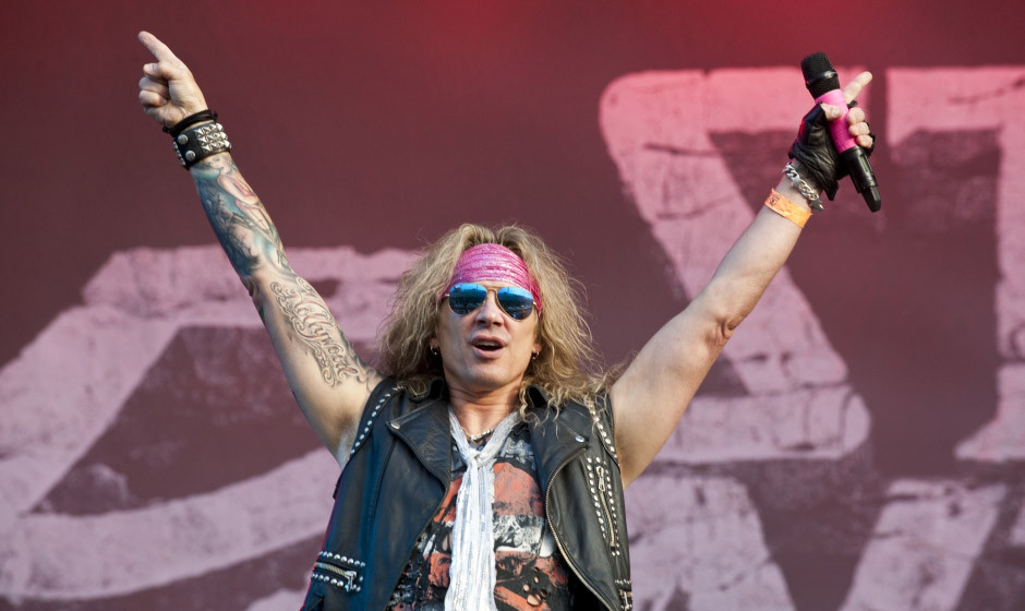 Steel Panther live, Wacken Open Air 2014