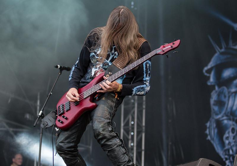 Sodom live, Rock Harz Festival 2014
