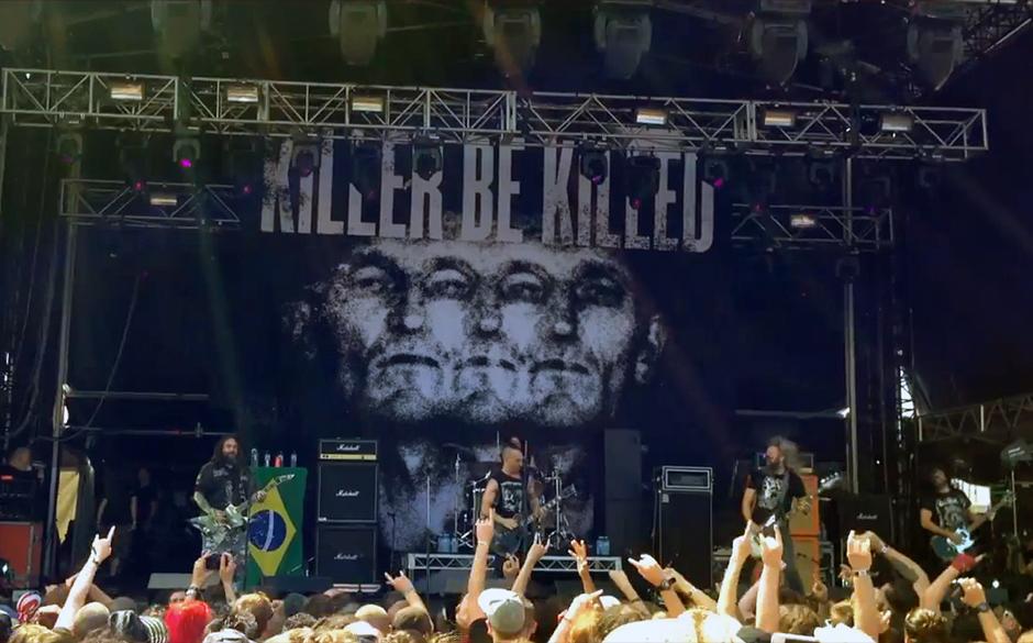 Killer Be Killed beim Soundwave Festival, 21. Februar 2015