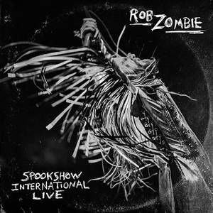 SPOOKSHOW INTERNATIONAL LIVE-Front Cover