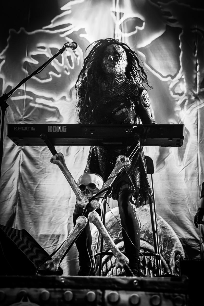 Lordi live, 18.02.2015, Köln