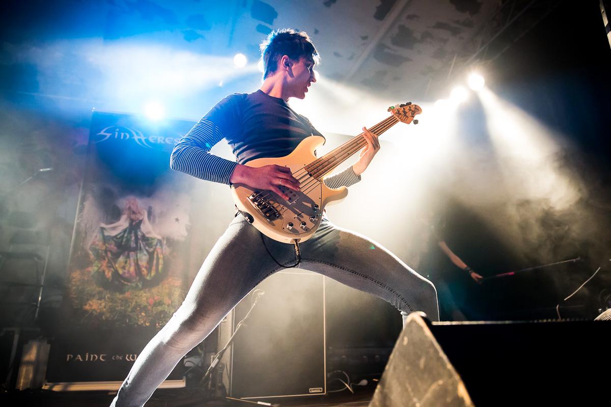 Sinheresy live, 18.02.2015, Köln