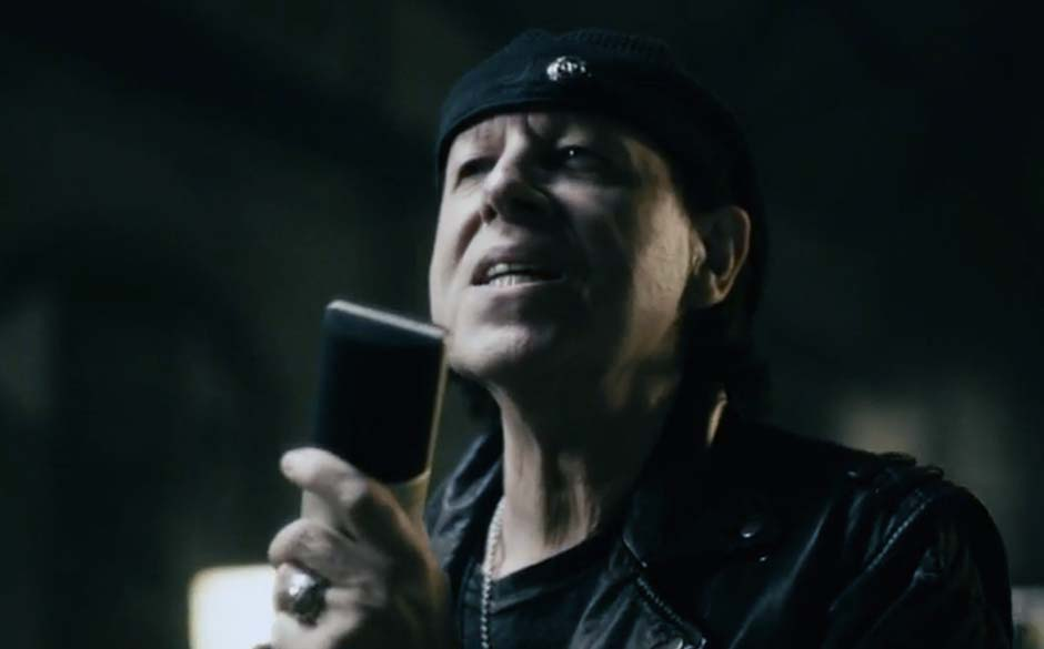 Scorpions Video-Single 'We Built This House'