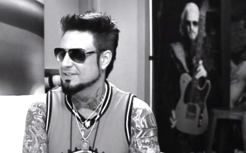 Jason Hook (Five Finger Death Punch)