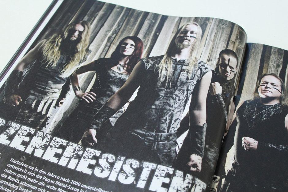 METAL HAMMER-Ausgabe 03/2015