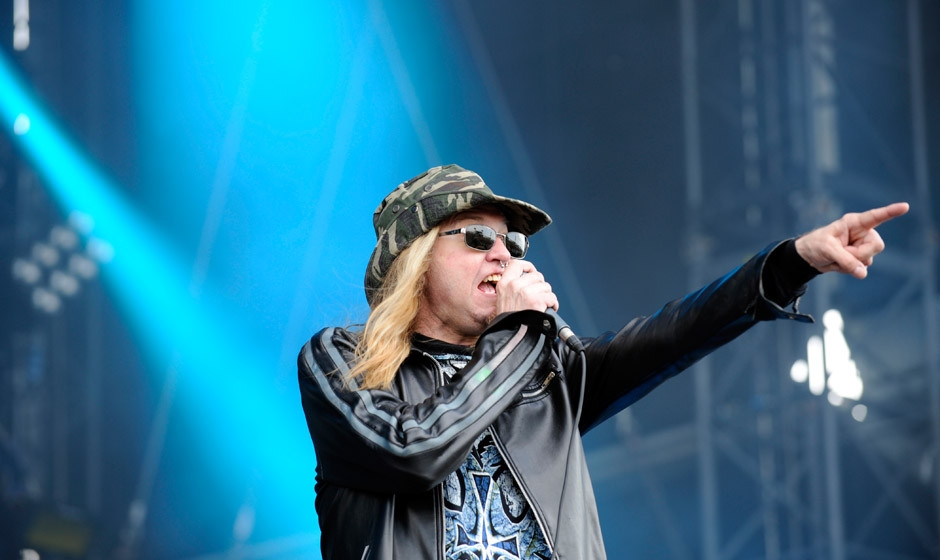 Sanctuary live, Wacken Open Air 2012