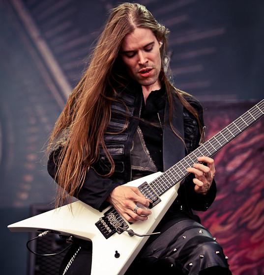 Arch Enemy live, Nova Rock Festival 2014