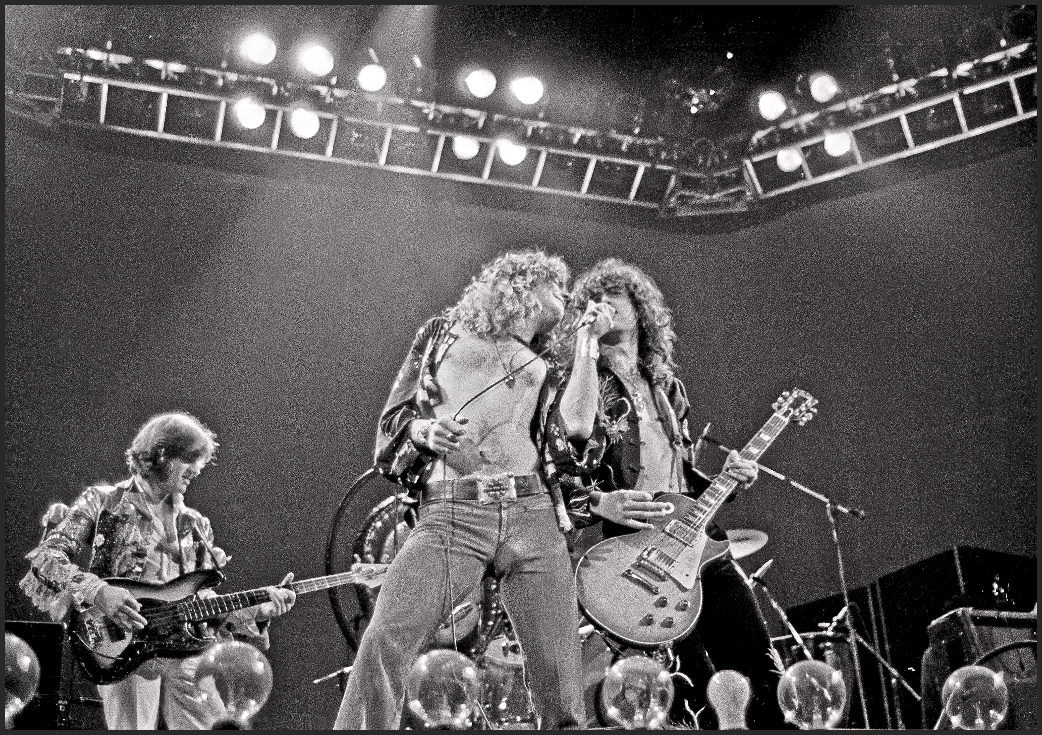 Sänger Led Zeppelin
