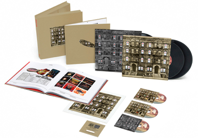 Led Zeppelin PHYSICAL GRAFFITI Super Deluxe Edition