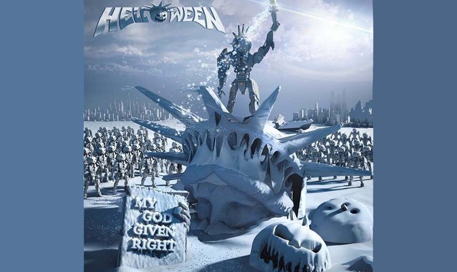 Helloween MY GOD-GOVEN RIGHT