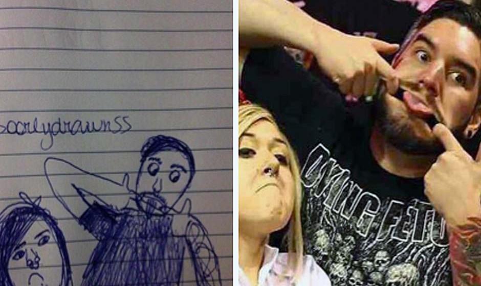 Poorly Drawn SS