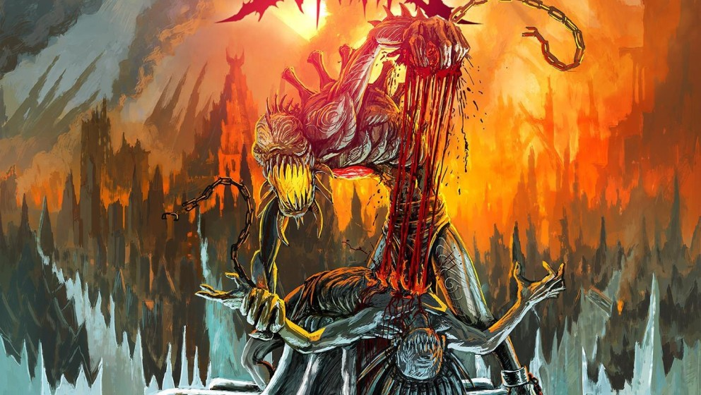 Damnation Defaced THE INFERNAL TREMOR