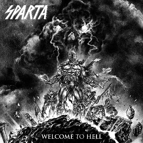 Sparta WELCOME TO HELL