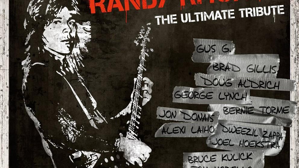 V.A. IMMORTAL RANDY RHOADS - THE ULTIMATE TRIBUTE