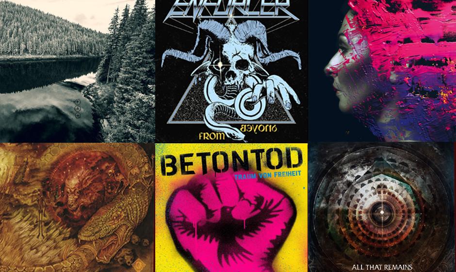 Alben der Woche 27.02.15