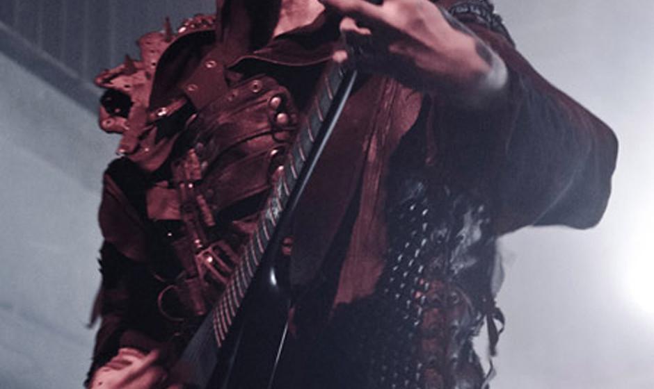 Behemoth live, 28.02.2014, Hamburg