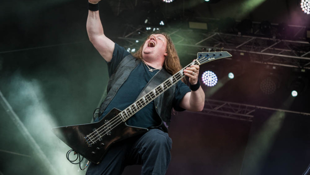 Unleashed live, Rock Harz Festival 2014