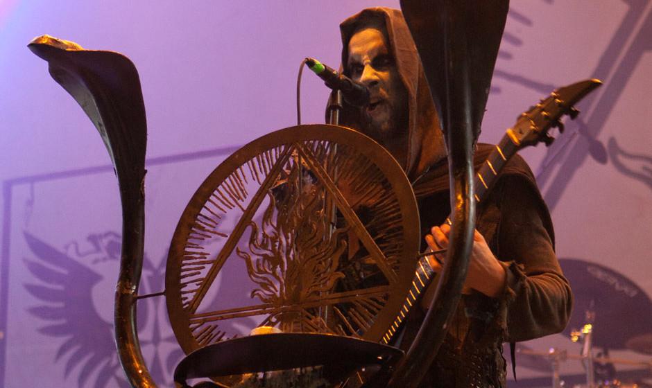 Behemoth live, Summer Breeze 2014, L.Pietzsch