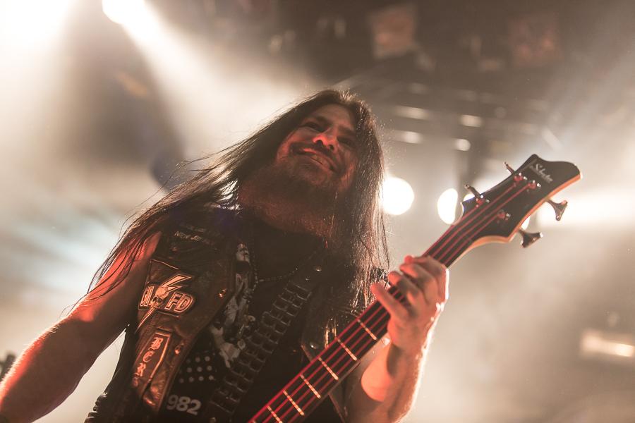 Black Label Society live, 24.02.2015, Frankfurt