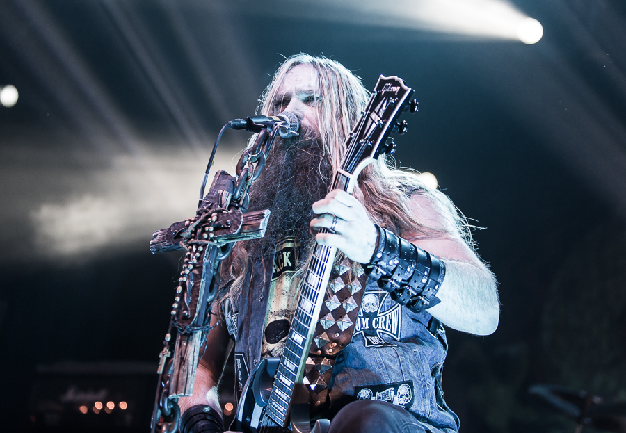 Black Label Society live, 24.02.2015, Frankfurt