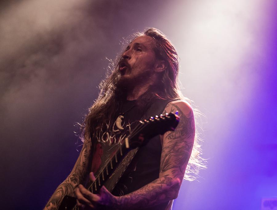 Black Tusk live, 24.02.2015, Frankfurt