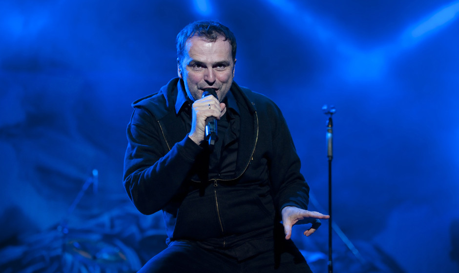 Blind Guardian live, Out & Loud Festival 2014 in Geiselwind