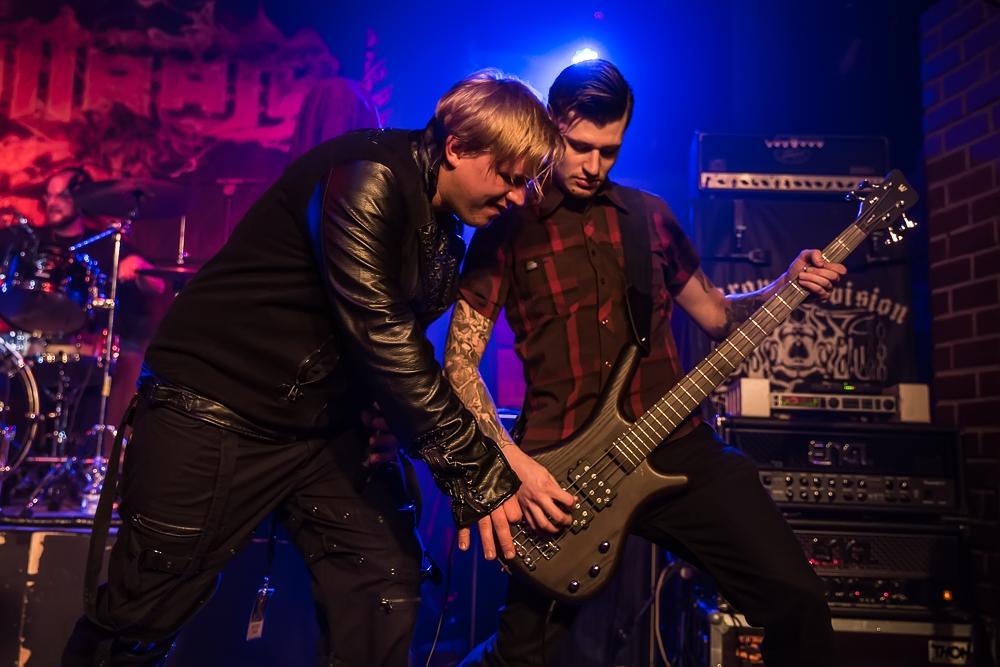 Nighttrain live, 26.02.2015, Nürnberg