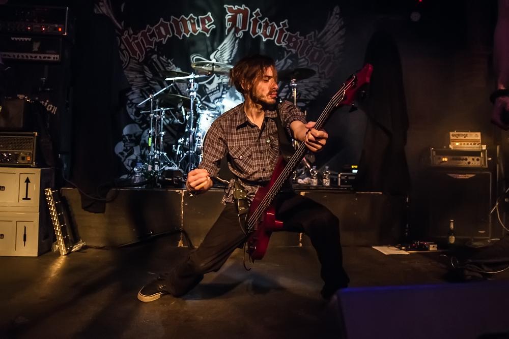 PhallaX live, 26.02.2015, Nürnberg