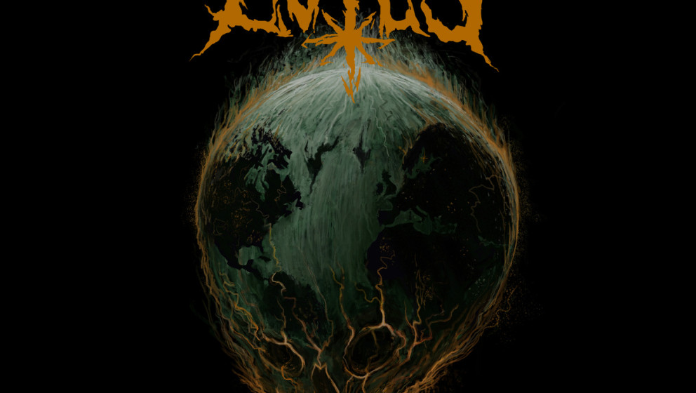 Morbid Evil IN HATE WITH THE BURNING WORLD