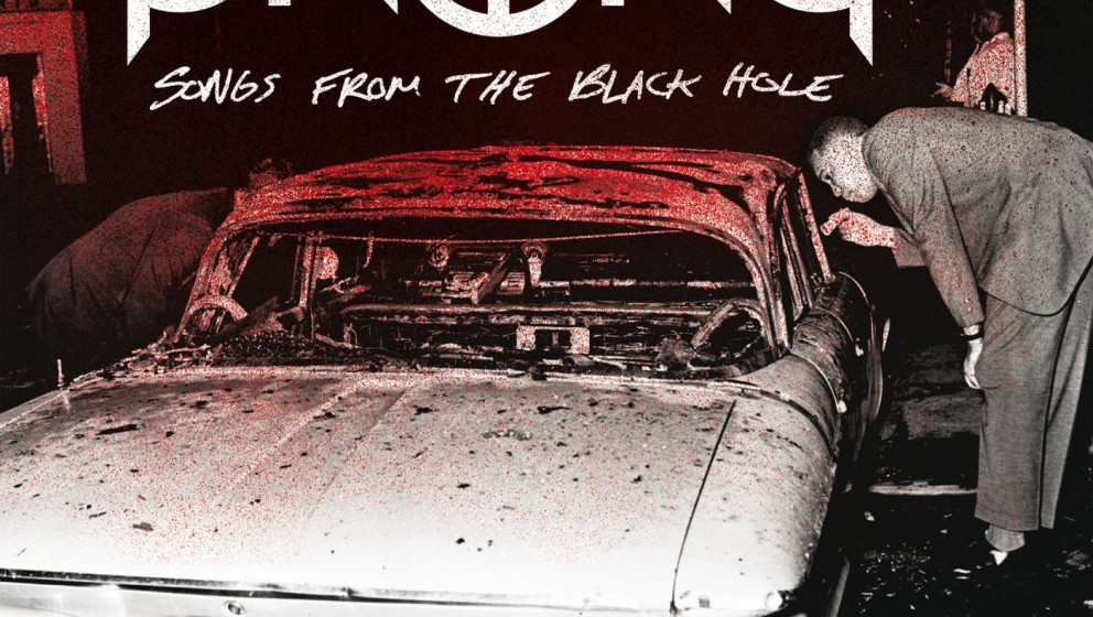 Prong SONGS FROM THE BLACK HOLE (Cover-Album)