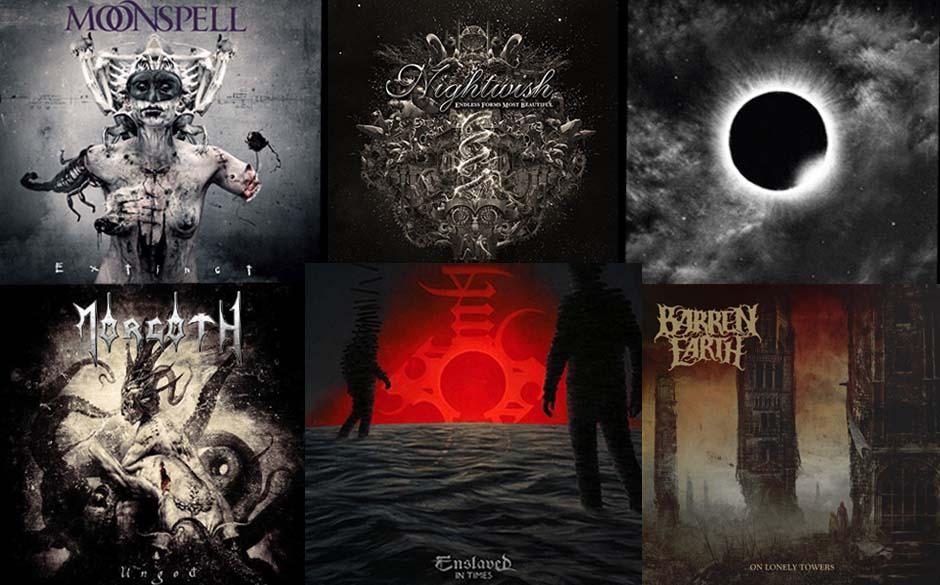 Die neuen Alben im März 2015