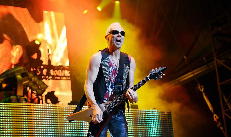 Scorpions live, Wacken Open Air 2012