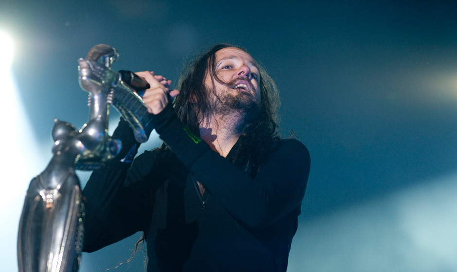 Korn live, With Full Force 2013