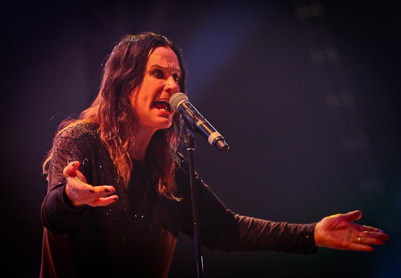 Black Sabbath live, Nova Rock Festival 2014