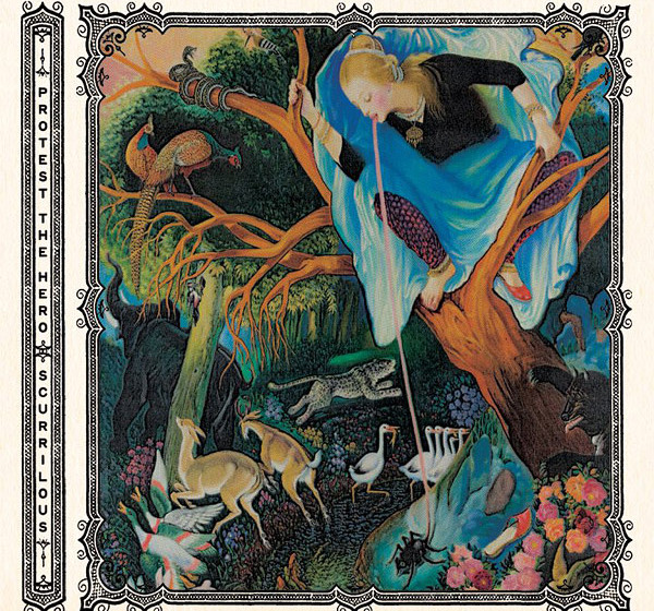 Protest The Hero  SCURRILOUS (2011)