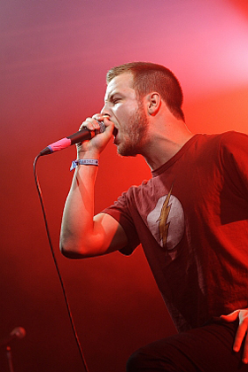 Protest The Hero live 2009