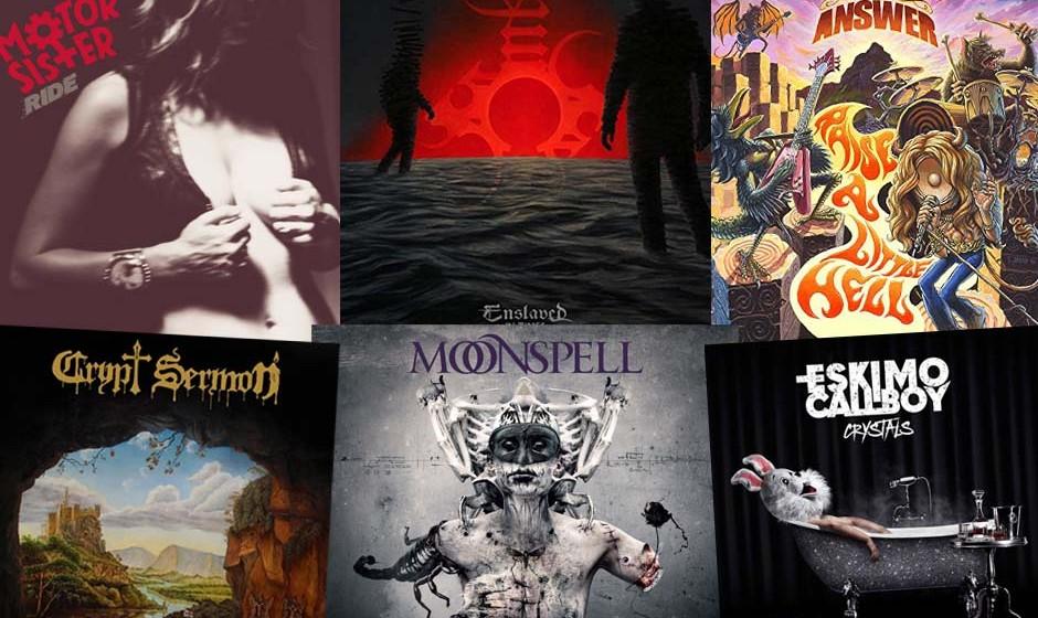 Die Alben der Woche 06.03.15
