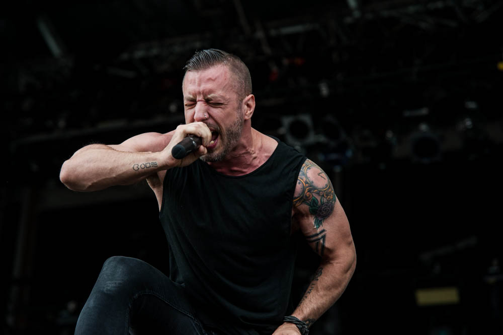 The Dillinger Escape Plan, With Full Force 2014