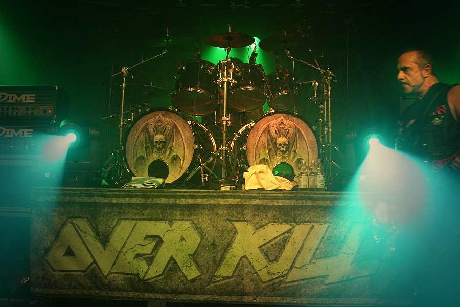 Overkill live, 07.03.2015, Wörgl