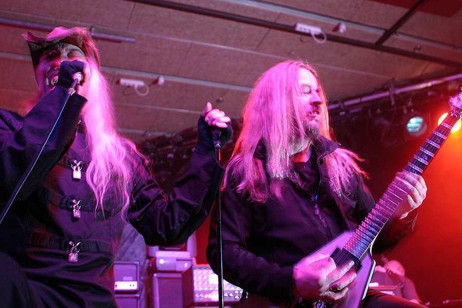 Sanctuary live, 07.03.2015, Wörgl