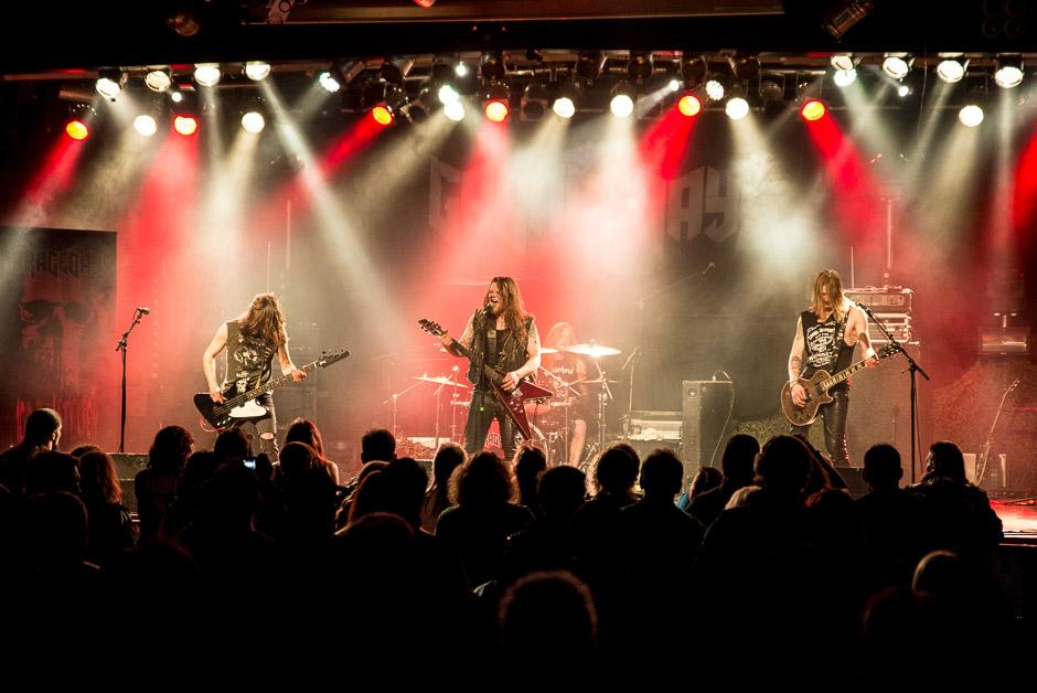 Garagedays live, 07.03.2015, München