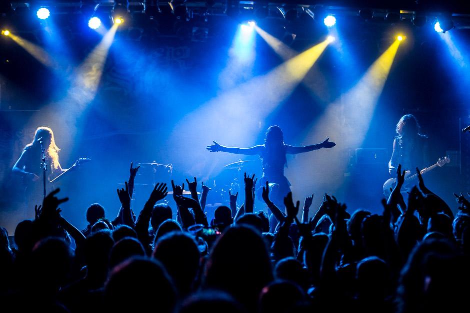Sister Sin live, 07.03.2015, München