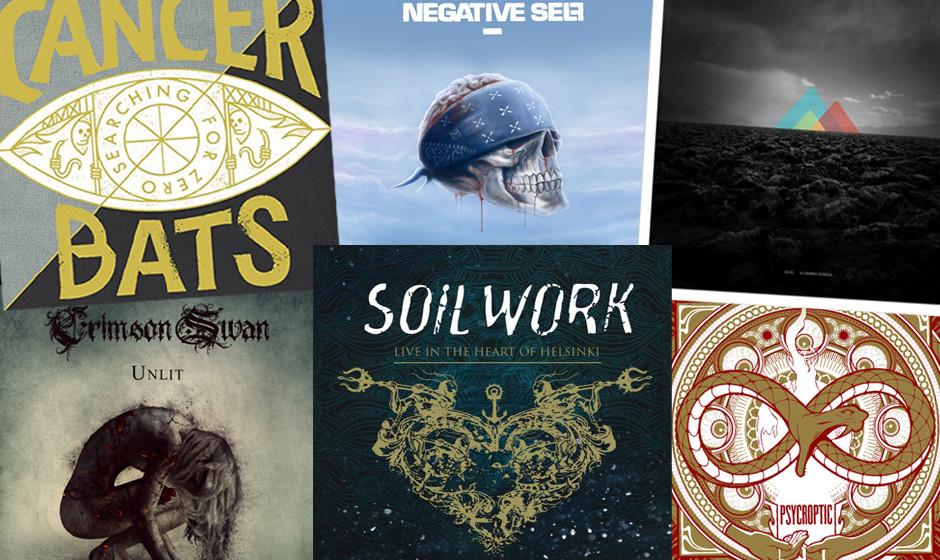 Alben der Woche 13.03.15