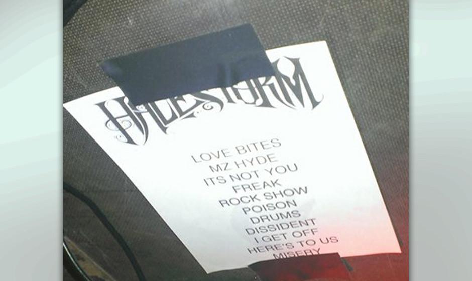 Halestorm live, 05.11.2013, Wiesbaden