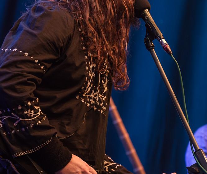 Negura Bunget live, 19.10.2013, Metal Invasion Festival: Straubing