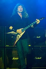 Megadeth live, 04.07.2011 Hamburg, Docks