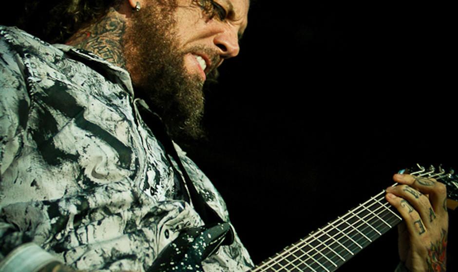 Korn live, Nova Rock 2013