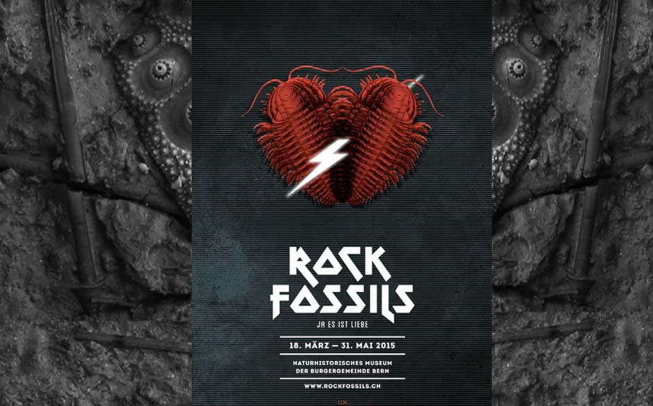 'Rock Fossils – Ja, es ist Liebe!'