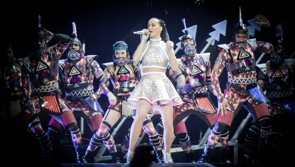 Katy Perry live in Berlin